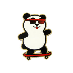 Rad Panda Wood Badge