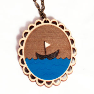 Sail Away Necklace (Copy)